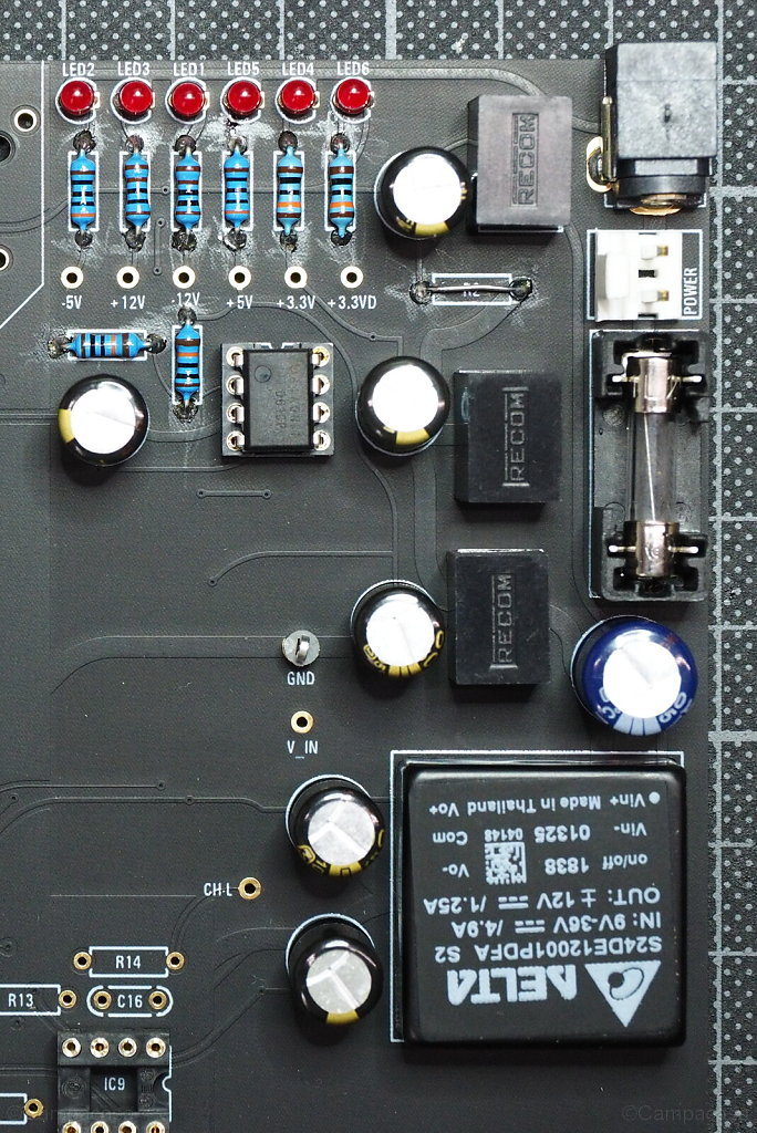DDRM Expander power supply