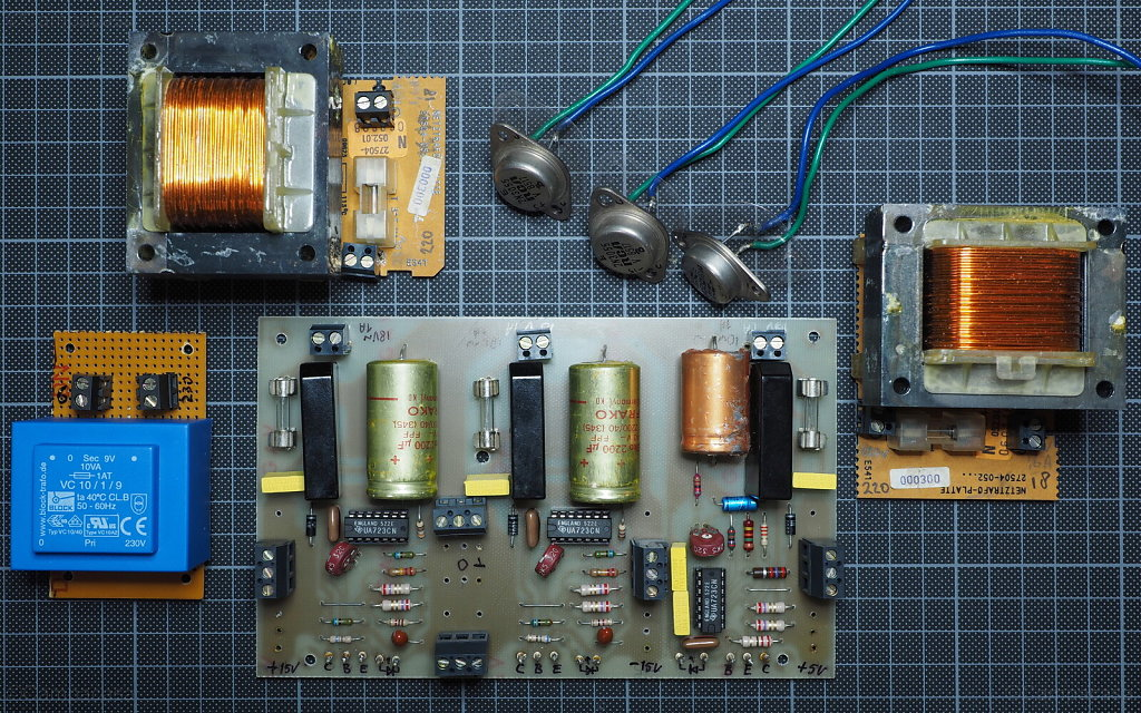 Formant Power Supply