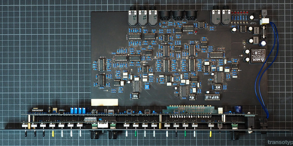 DDRM Expander boards done and connected